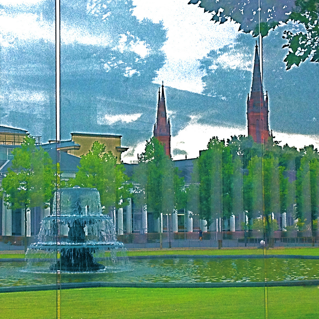 THE COLOURS OF WIESBADEN II (2012)