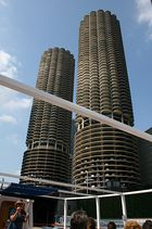The Corntower in Chicago