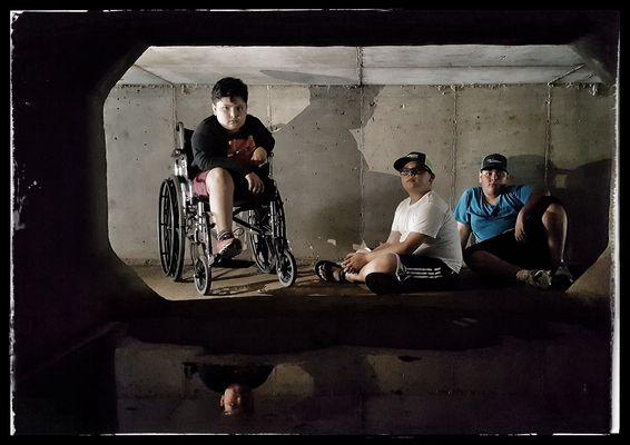 The Crew....