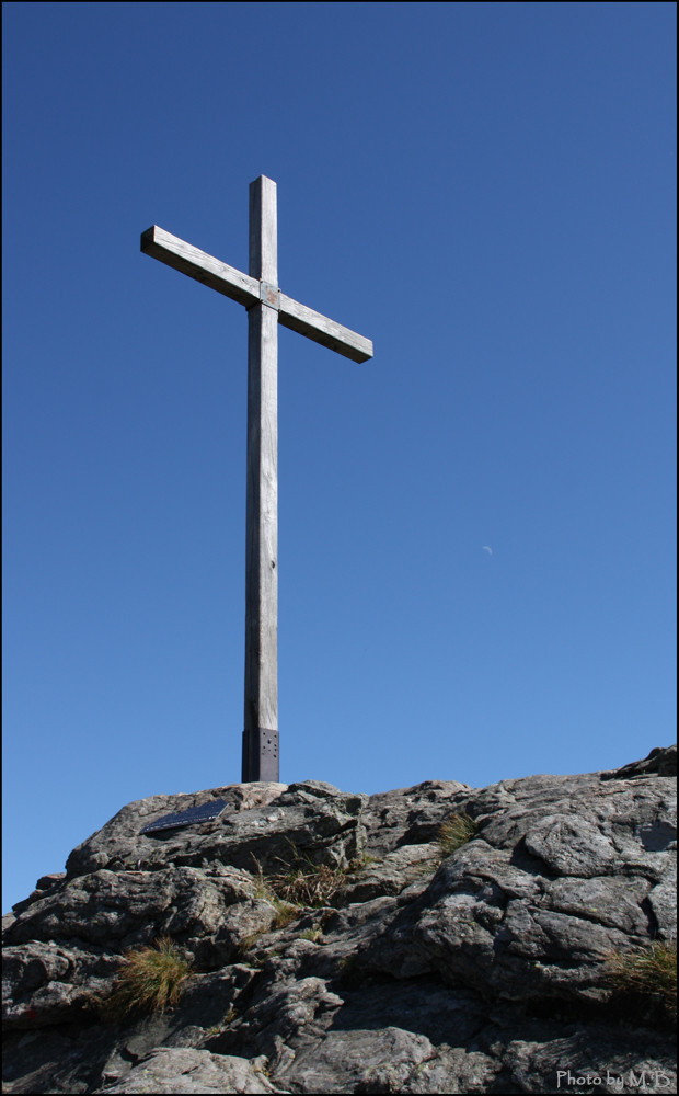 The Cross and the Moon