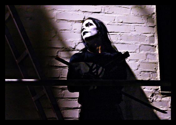 the Crow....
