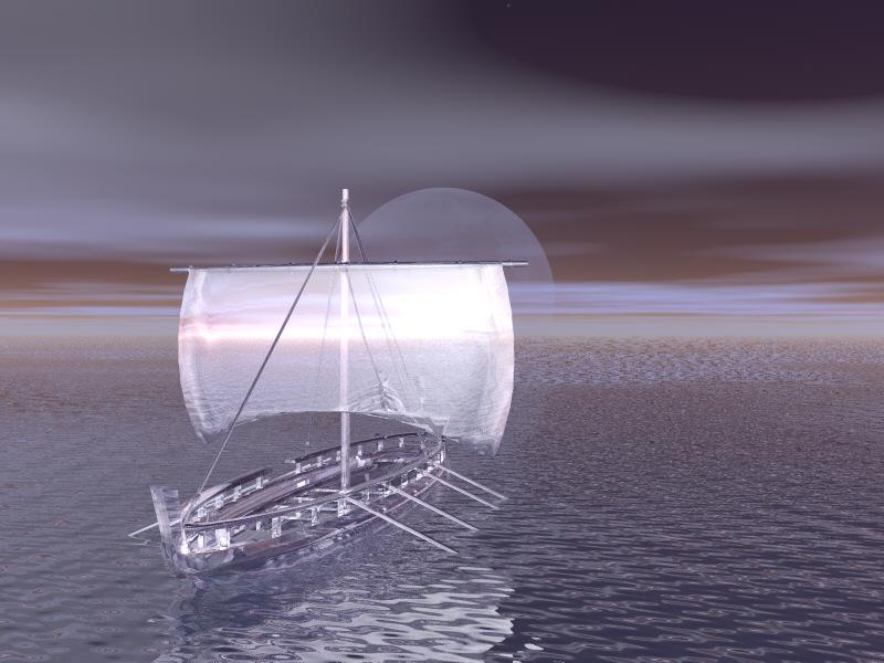 The Crystal Ship