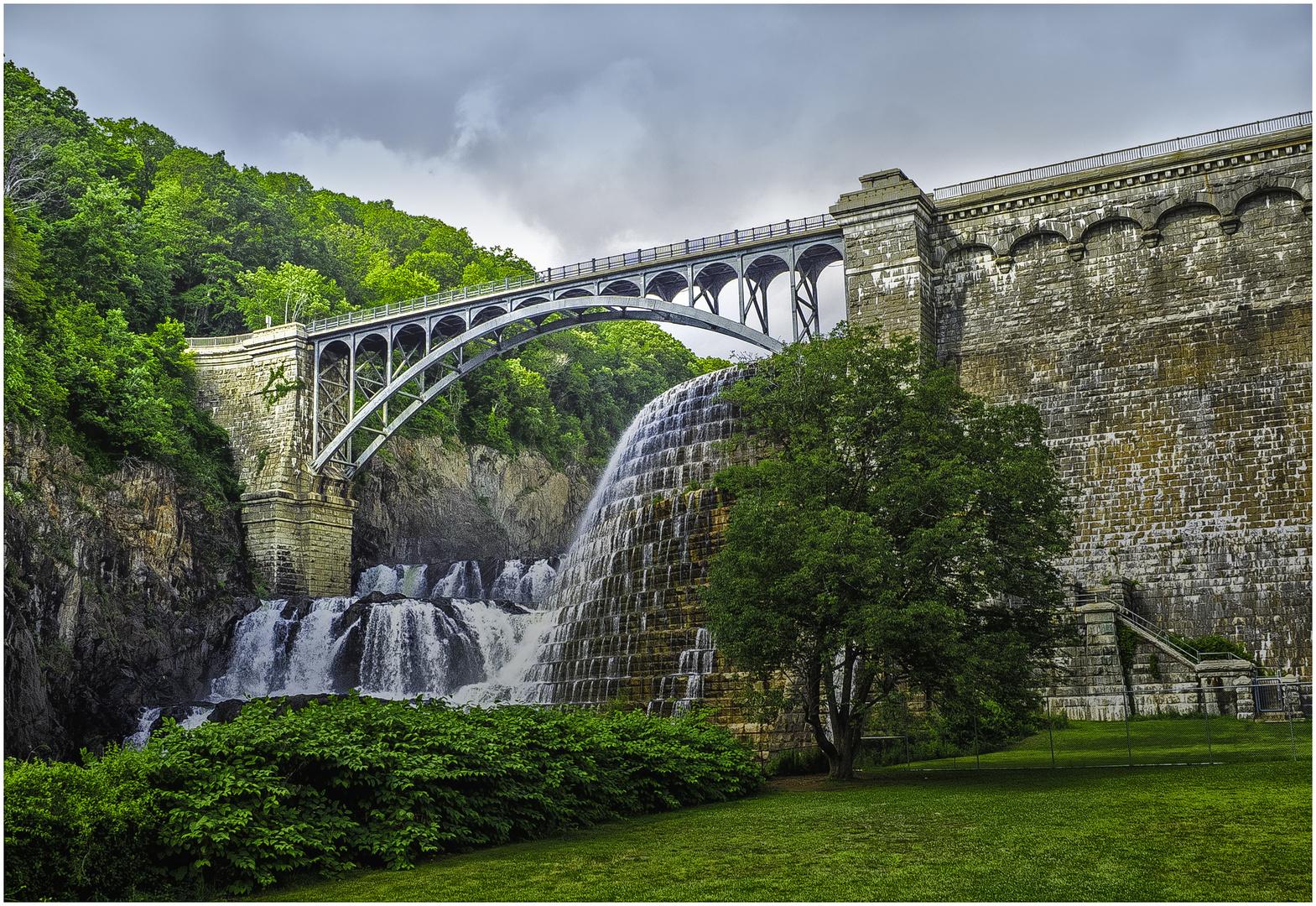 The Dam at Croton-on-Hudson