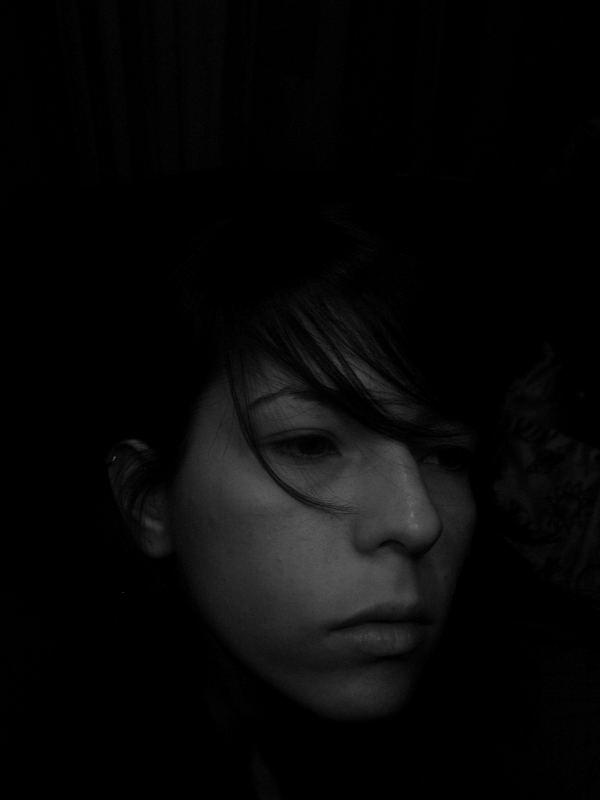 the dark inside of me