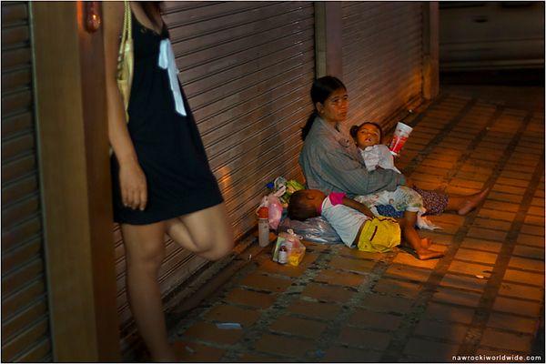 The Dark Sides Of Bangkok