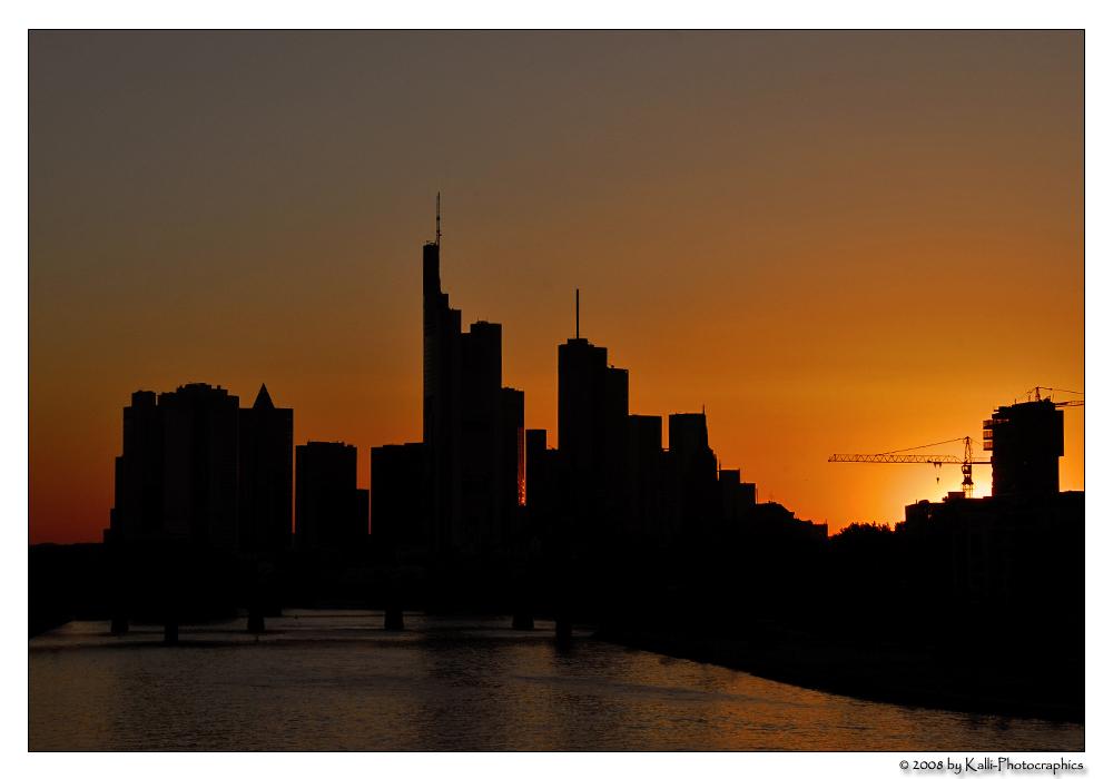 The Dark Skyline...