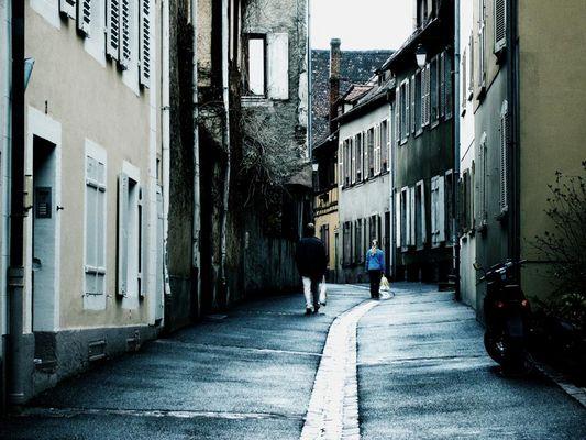 The Dark Streets of Colmar***