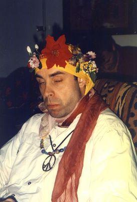 The day after...Auch Könige habens nicht leicht nach einer langen Nacht.