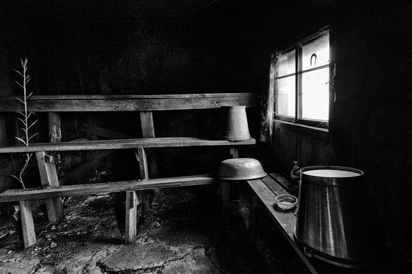 The Derelict Sauna
