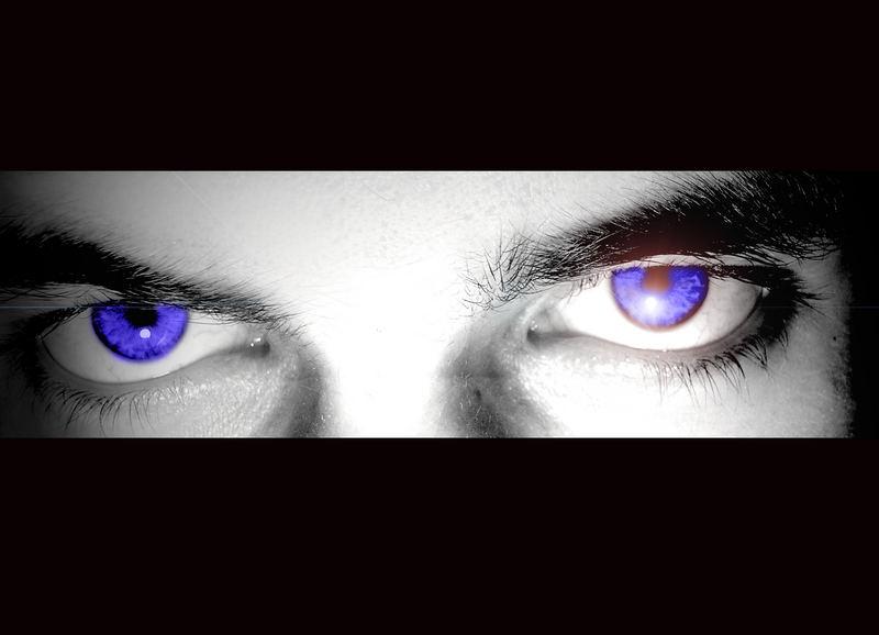 The devils eye