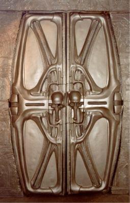 The door......perhaps from Hell