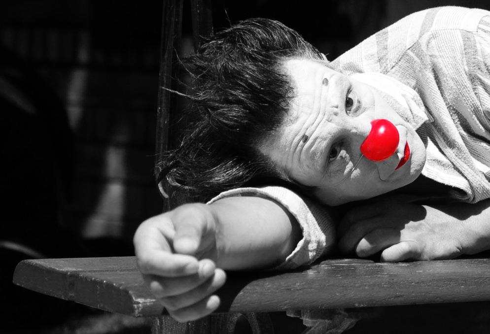 The Down Clown