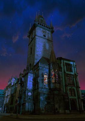 The Dream of Prague I.