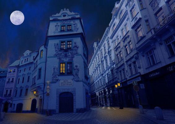The Dream Of Prague II.