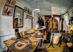 The dressmaker ...