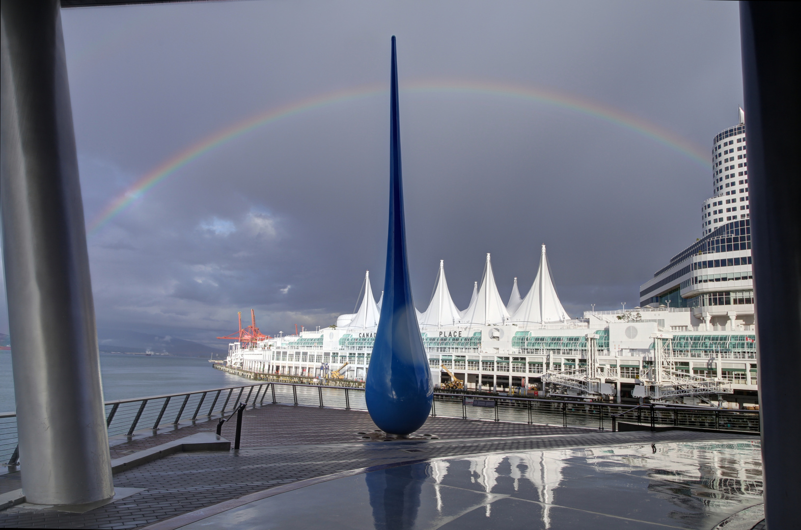 The Drop@Vancouver Convention Center