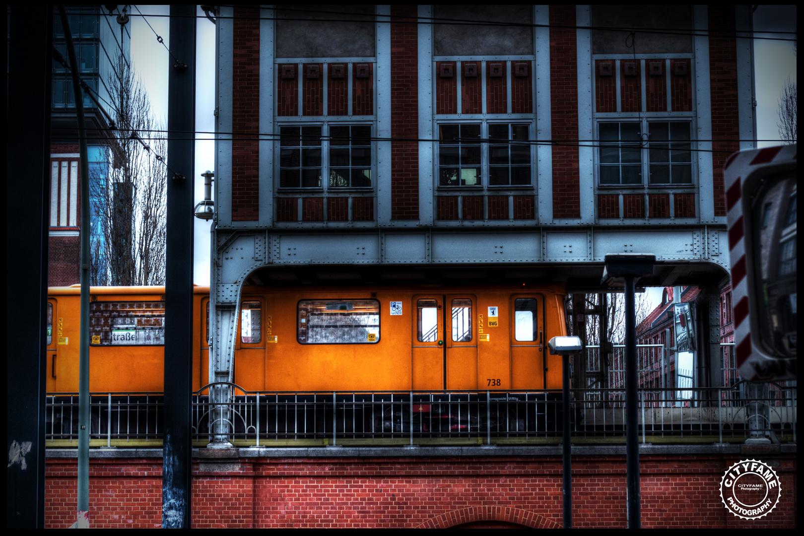The empty Train