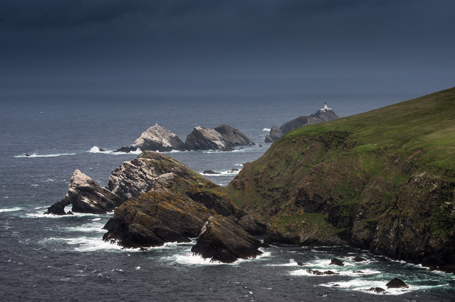The End of The World...Muckle Flugga