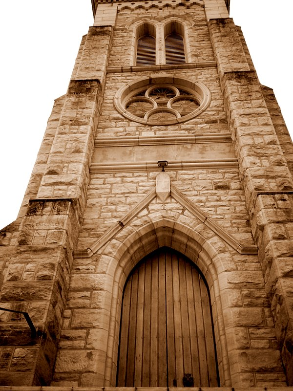 The Entrance -St Josephs