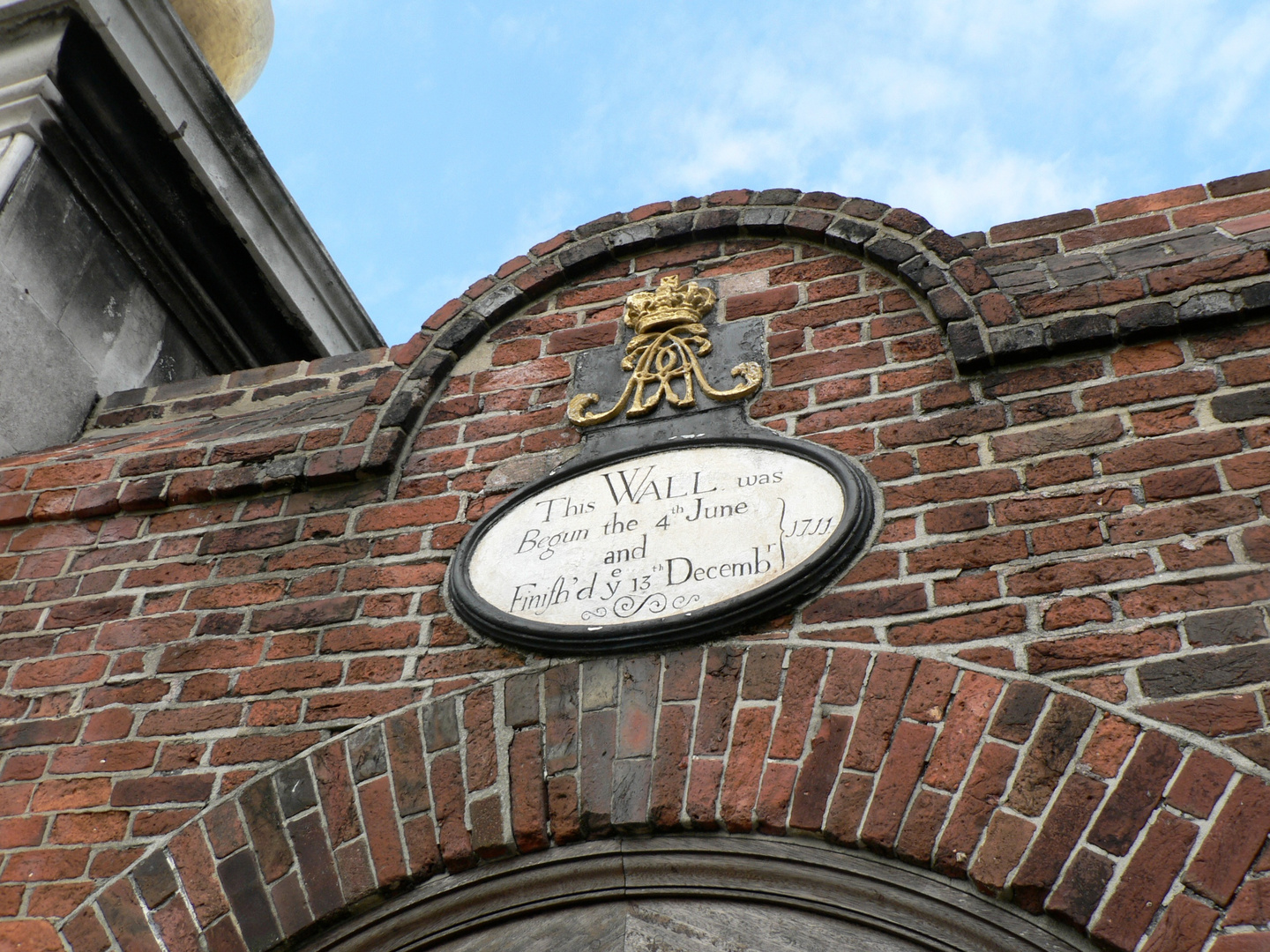 The Entrance to the old Royal Dockyard, Portsmouth, Hampshire