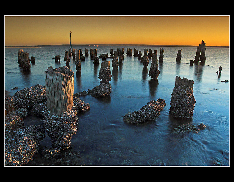 ~The evening Botany Bay~