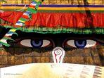 The Eyes of Buddha
