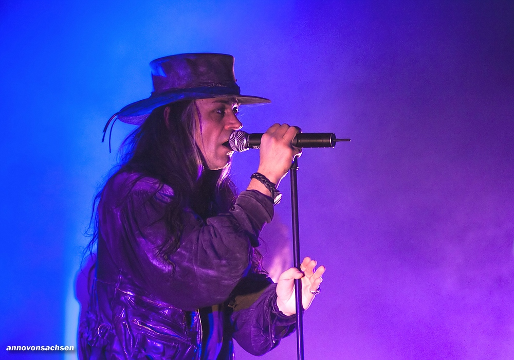 The Fields of the Nephilim@Christmas Ball-2010 /3