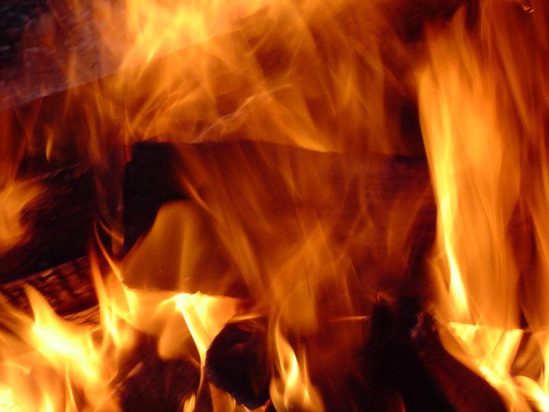 The fire burns forever...
