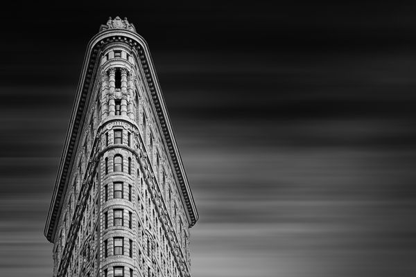 The Flatirons Building in New York City (Manhattan) #2