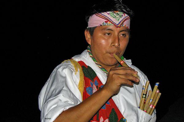 The Flute Vendor