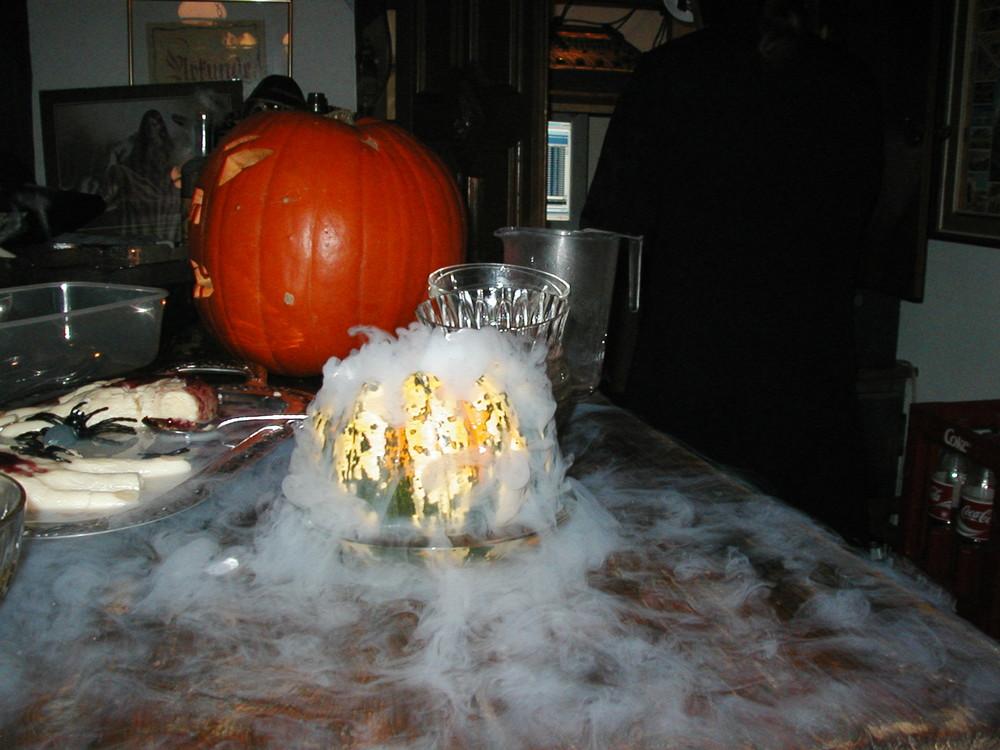 The Fog, Nebel des Grauens in Halloween