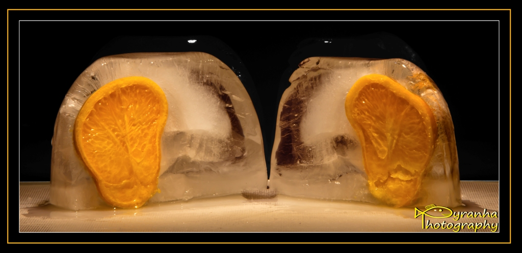 The Frozen Banana Mandarin