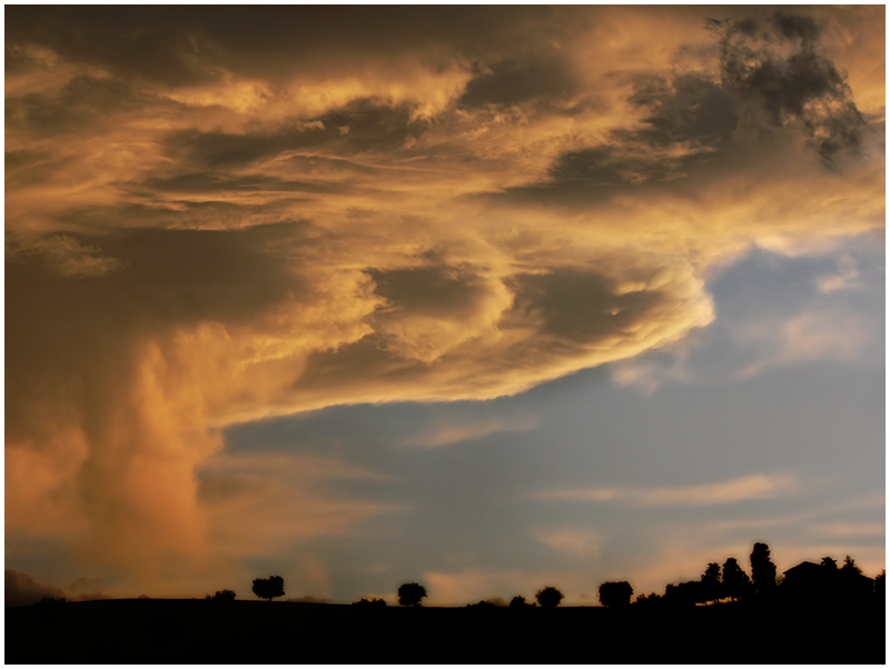 The Furious Sky