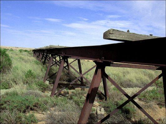 The Gahn - alte Bahnstrecke