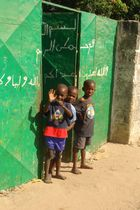 The Gambia: Abschied vom Combound