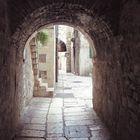 The Gate, Split