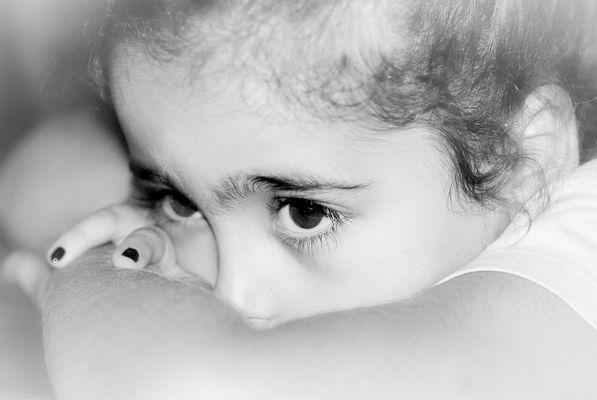 the gentle eyes of innocence...