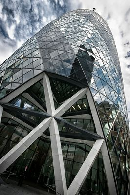 the Gherkin - London