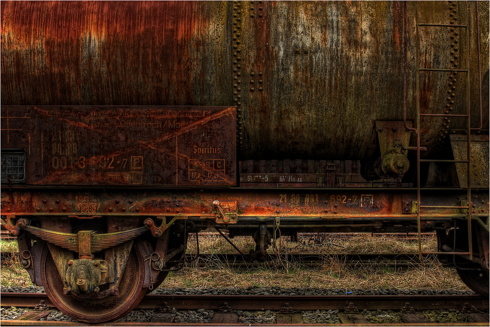 The Ghost Train IV