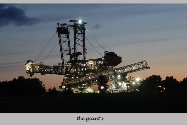 the giant's