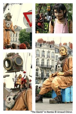 The Giants in Nantes