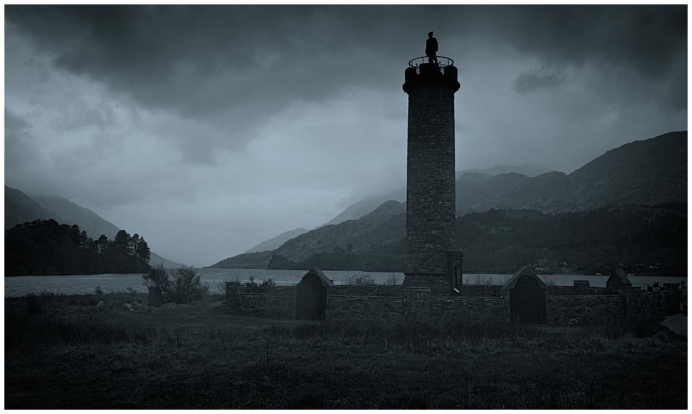 The Glenfinnan Monument...III...