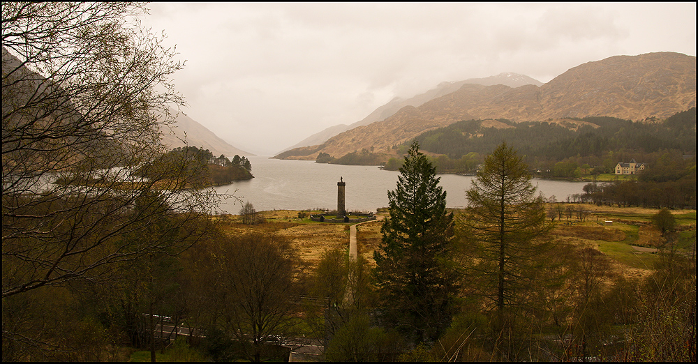 The Glenfinnan Monument...V...
