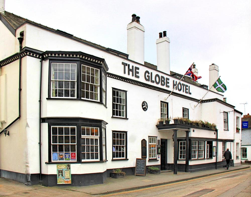 The Globe Hotel