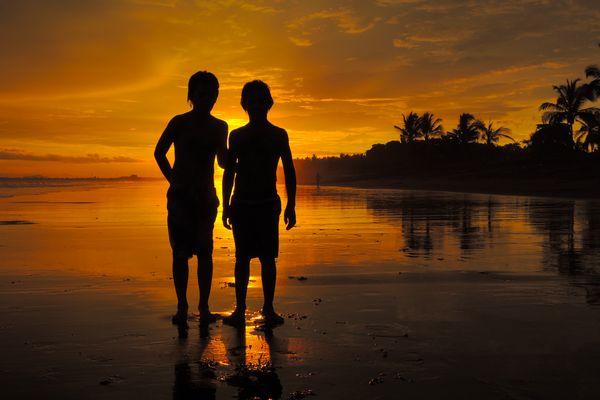 The golden beach 1