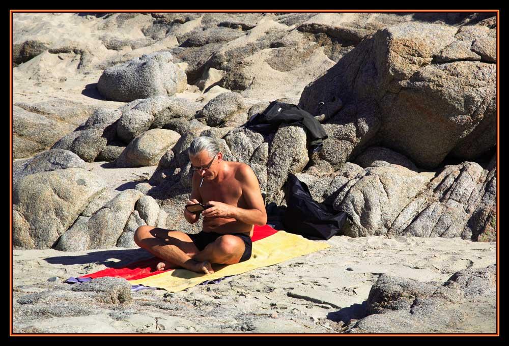 The Great Modern Beach Communicator
