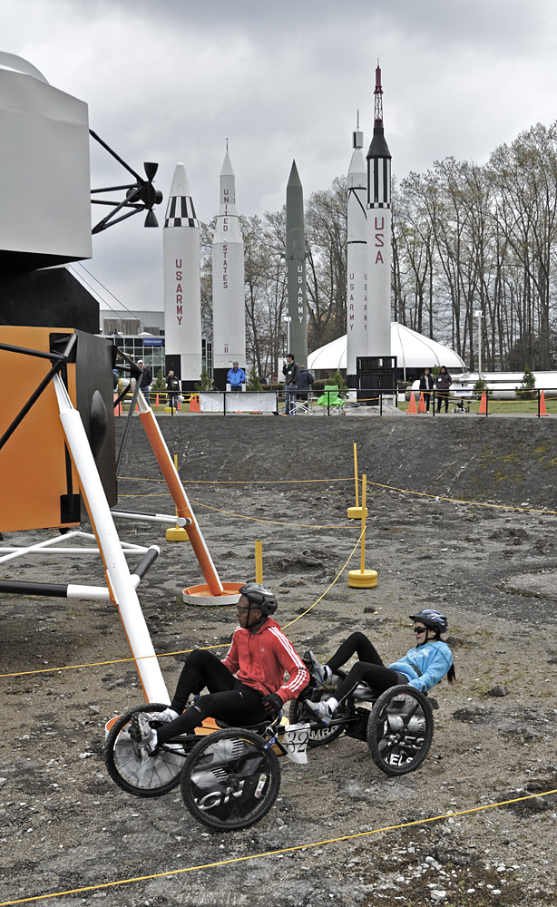 The Great Moonbuggy Race 2011