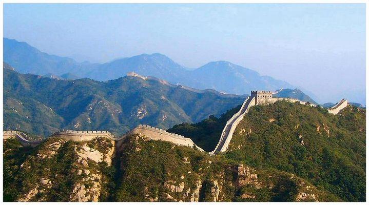 the great wall (badaling)