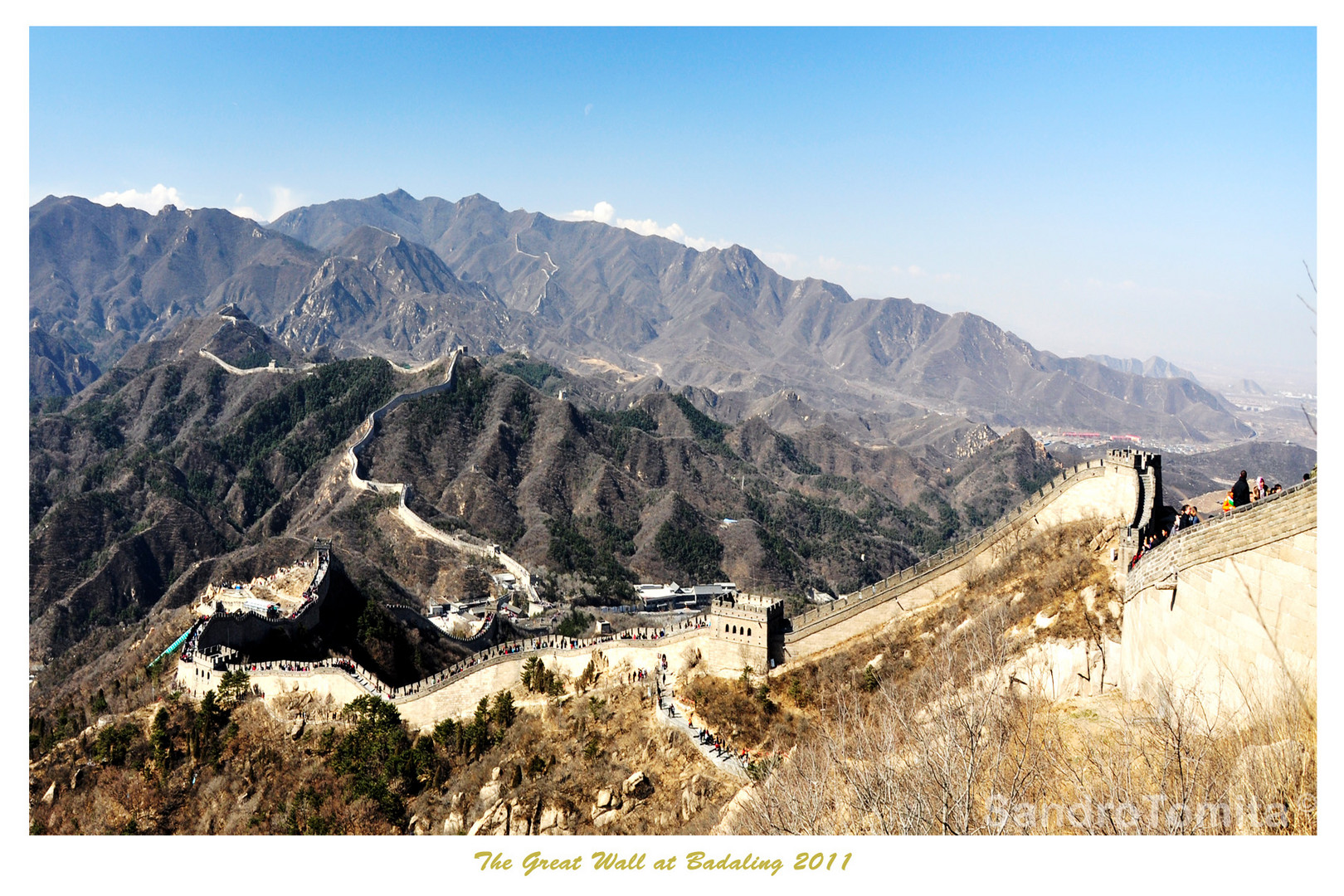 The Great Wall Badaling