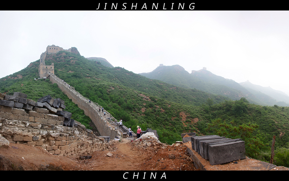 The Great Wall is really great !